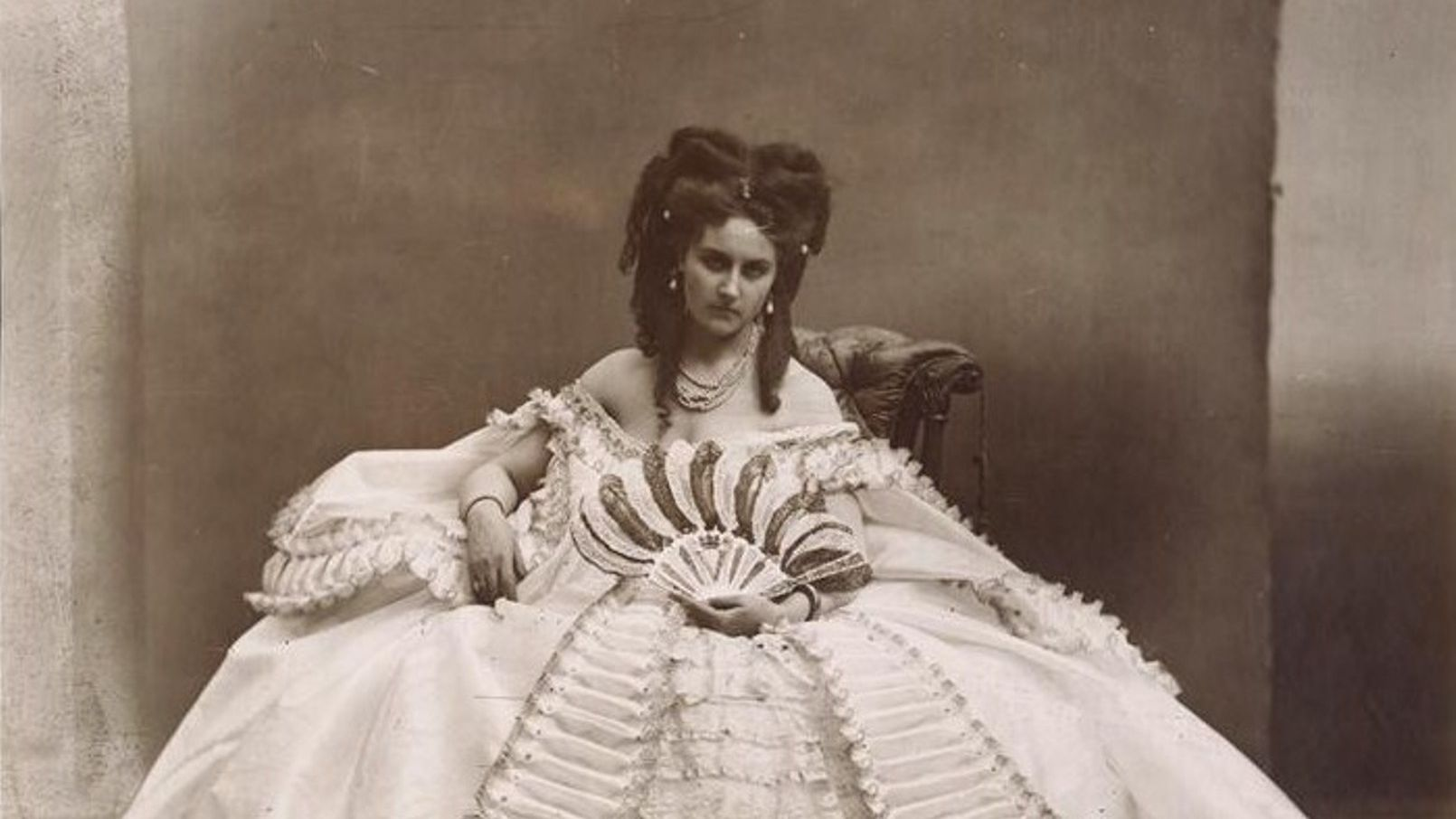 Virginia Oldoini The First Model In History Itchy Silk